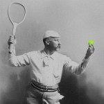 Service announcement (featuring a Tennis Player)