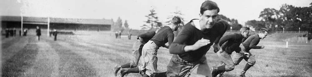 Football Practice at Yale, Flickr Commons
