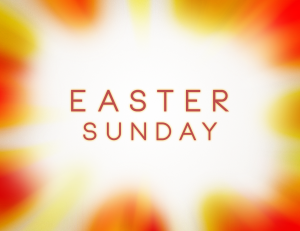 Come celebrate Easter with us this Sunday
