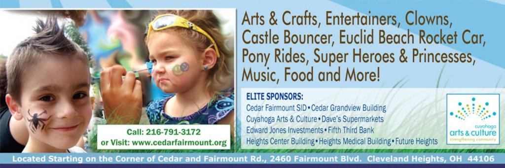 Cedar Fairmount Festival