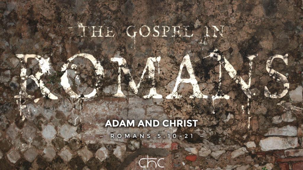 Adam and Christ